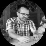 Rafał Jackowski wychowawca
