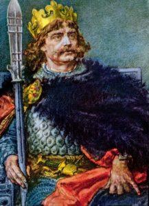 Bolesław Chrobry - portret