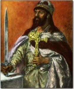 Mieszko I - portret