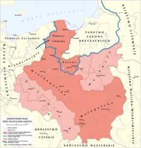 Polska za Władysława Łokietka